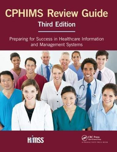 CPHIMS Review Guide: Preparing for Success in Healthcare Information and Management Systems-cover