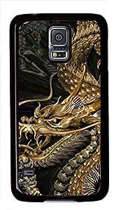 Chinese Dragon Theme Samsung Galaxy S5 i9600 Case