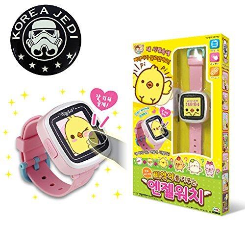 Mimiworld Angel Watch Raise Your Chick Melody Children Toy + Pin Badge 1.7