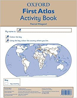 Oxford first atlas activity book amazon dr patrick wiegand oxford first atlas activity book amazon dr patrick wiegand 9780198300038 books gumiabroncs Images