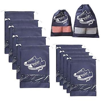 HOGAR AMO 10 Piezas Bolsas de Zapatos ,Multifunción ...