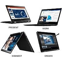 Lenovo ThinkPad X1Yoga 20FQ 14 Flip Design 2-in-1 Ultrabook, i7-6500U, 8GB RAM, 256GB SSD, 14 FHD (1920x1080) IPS Anti-glare, Back-lit, Windows 10 Pro (20FQ001VUS)