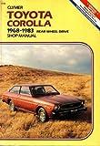 Toyota Corolla RWD, 1968-1983, Jim Combs, 0892872322