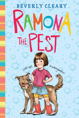 Ramona the Pest (Ramona Quimby Book 2) by [Cleary, Beverly]