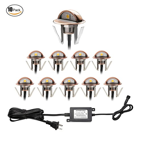 Outdoor Led Walkover Lights - 2