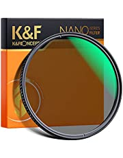K&F Concept 77mm CPL Filter, Professional Optics Glass Lens Filter Super Slim Multi-Coated Circular Polarizer Filter