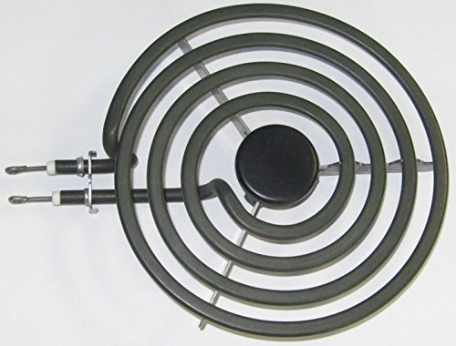 """GRP Stove 6"""" Surface Burner Element 1500 Watts 4 Turns 240V Replacement for Whirlpool 660532"""