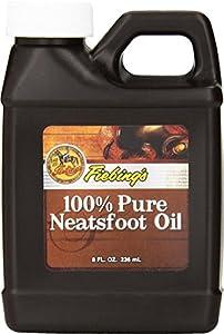 100% Pure Neatsfoot Oil - 8 Oz