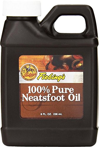 DPD 100% Pure NEATSFOOT Oil - 8 OZ ()