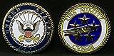 USS Nimitz CVN-68 (Enlisted) Challenge Coin