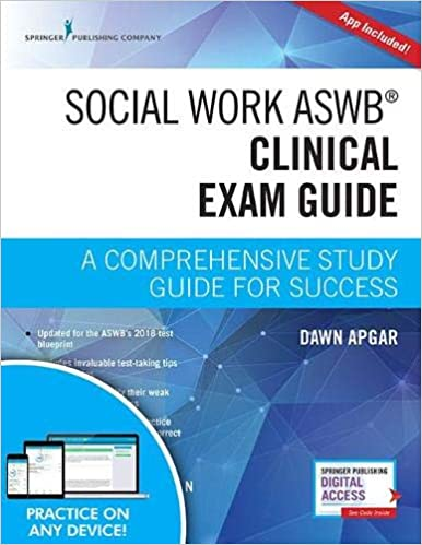 Social Work ASWB Clinical Exam Guide, Second Edition: A