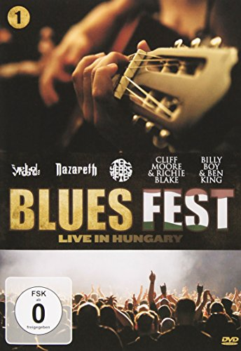 Cliff Moore - Blues Fest, Vol.1 (DVD)
