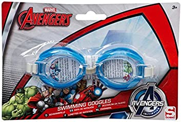 cd2a7efa4 Marvel Avengers Kids Swimming Goggles Iron Man