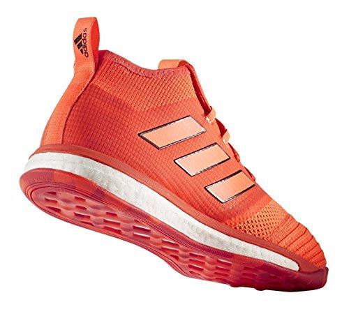 Adidas Menns Ess Tango 17.1 Sko Kjører Hvit Ftw / Energi Blå