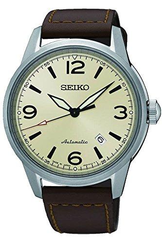 Seiko Presage SRPB03J1 Automatic Mens Watch Classic & Simple