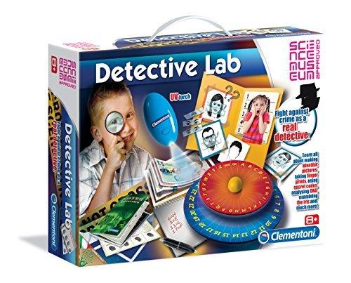 Clementoni: Detective Lab by Clementoni