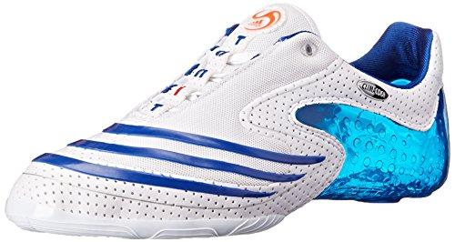 Adidas F50.8 Tunit CC Upper Men's Soccer Cleats Size US 10, Regular Width, Color White/Royal