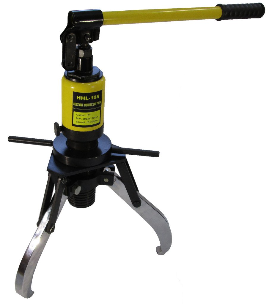 Hydraulic Gear Puller with Locking Nut Bearing Wheel Pulling 20 tons L-20S