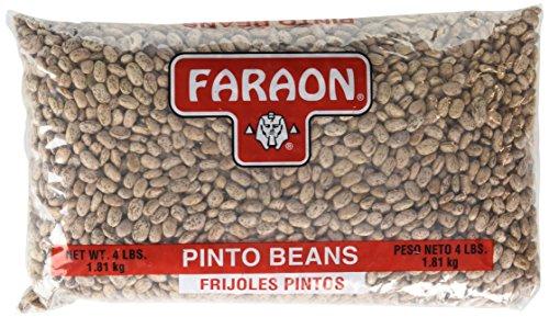 FARAON Pinto Beans, 4 Pound