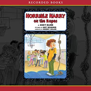 Horrible Harry on the Ropes Audiobook