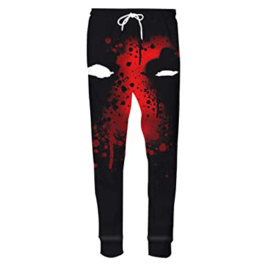 Sudadera XUQIFM Pantalones de chándal 3D Adultos Talla ...
