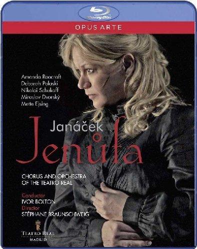 Jenufa [Blu-ray]