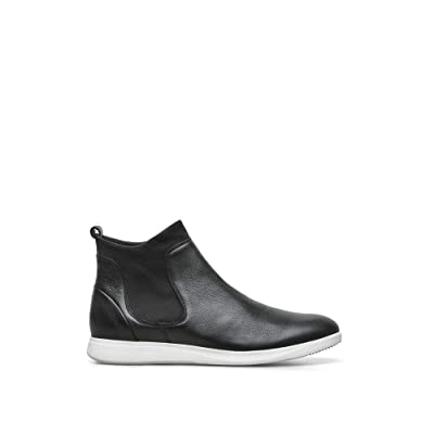 Kenneth Cole New York Men's Rocketpod Sock Sneaker Boot with Built in Comfort Technology | Fashion Sneakers