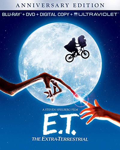 E.T. The Extra-Terrestrial [Blu-ray] -
