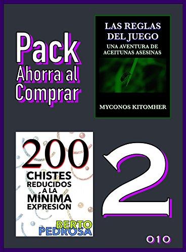 Pack Ahorra al Comprar 2 - 010: Las reglas del juego & 200 Chistes reducidos