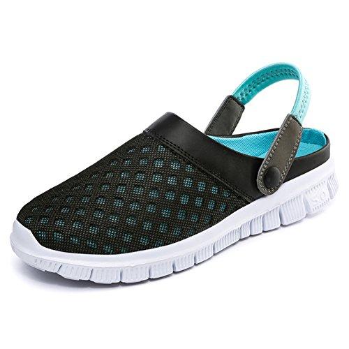 Tortor Sandal 1bacha Unisex Adult Mesh Hollow Clog Slipper Sandal Tortor Mule Shoes B07437V7GT Shoes 9c1b3a