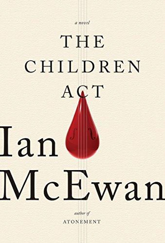 """""""The Children Act"""" av Ian McEwan"""