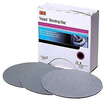 3M 02091 Trizact Hookit 3' P1000 Grit Blending Disc