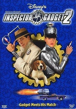 Inspector Gadget 2 (2003) Hindi Dubbed