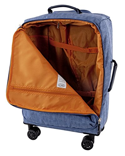Bric's X-Bag/x-Travel 25 Inch Medium Spinner with Frame, Jean by Bric's (Image #2)