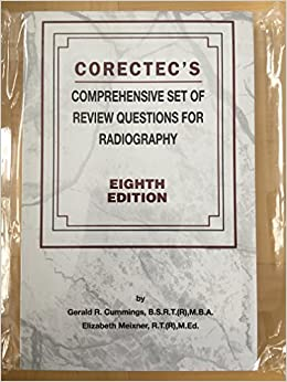 Book Corectec's Comprehensive Set of Review Questions for Radiography