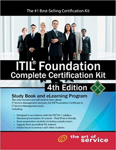 Amazon.com: ITIL Foundation Complete Certification Kit - Fourth ...
