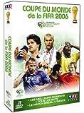 Coffret coupe du monde 2006 : tous les buts / les meilleurs moments / match France - Brésil - Coffret 3 DVD [FR Import]