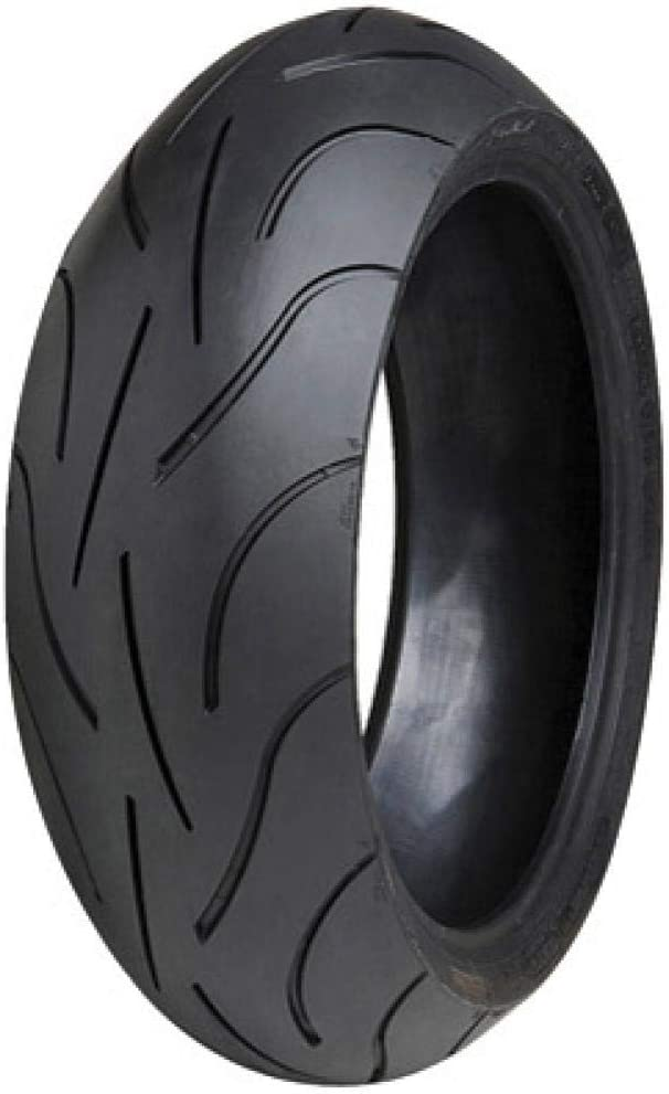 Michelin 190//55 ZR 17 55W Pilot Power 3 Rear Motorcycle Tyre 190//55ZR17