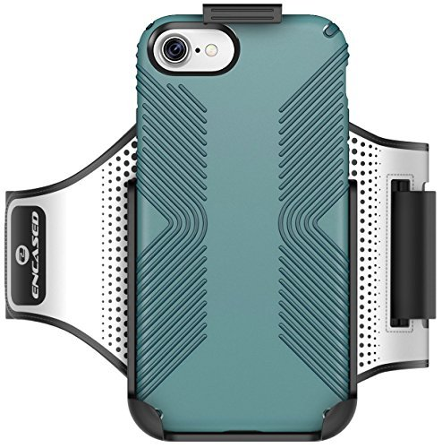 size 40 6b37d 70805 Encased Workout Armband for Speck Presidio & Presidio Grip Series Case -  iPhone 8 Plus (5.5