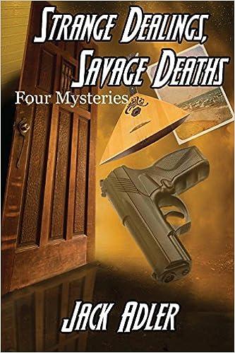 Book Strange Dealings Savage Deaths