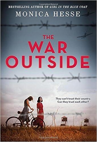 a116aa008443b Amazon.com  The War Outside (9780316316699)  Monica Hesse  Books