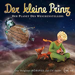 Der Planet des Weichenstellers (Der kleine Prinz 12) Hörspiel