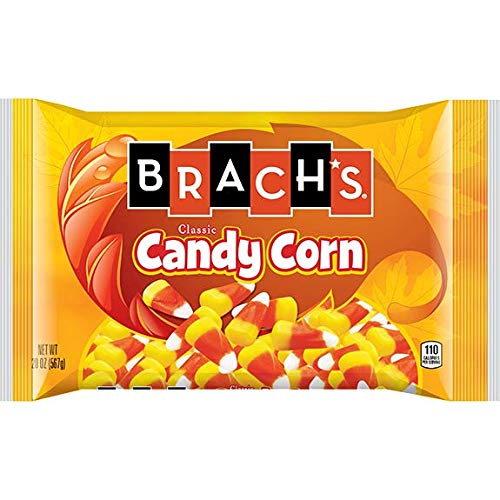 Brachs Classic Candy Corn 22 Ounce Bag,  Made With Real Honey