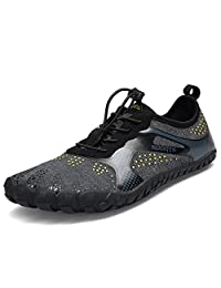 INFMETRY Womens Mens Hiking Barefoot Toe Water Shoes