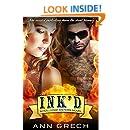 Ink'd (A Hollyoak Sisters Novel Book 1)