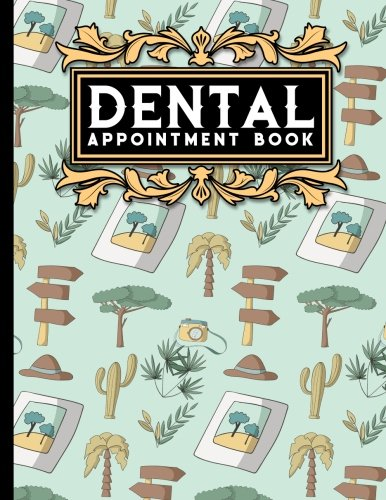 Dental Appointment Book: 6 Columns Appointment List, Appointment Scheduling Book, Easy Appointment Book, Cute Safari Wild Animals Cover (Volume 47) pdf