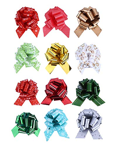 Gift Pull Bows - WantGor 12 Pieces 5