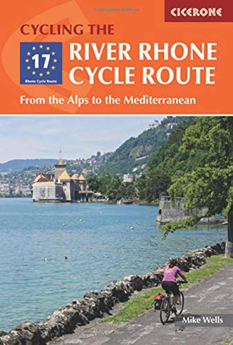Switzerland Lake Geneva Map - Cycling the River Rhone Cycle Route: From the Alps to the Mediterranean