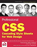 Professional CSS, Christopher Schmitt and Dunstan Orchard, 0764588338