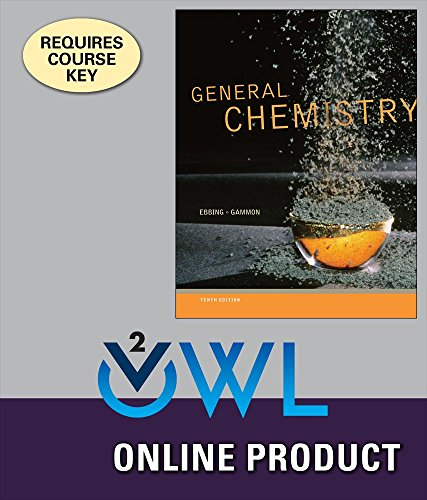 OWLv2 for Ebbing/Gammon's General Chemistry, 10th - Lion X Os Mac 10 Mountain 8